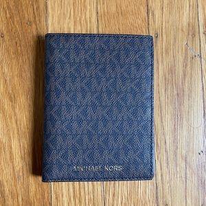 Michael Korda Passport Wallet